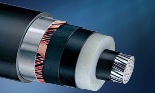 کابل فشار قوی آلومینیومی