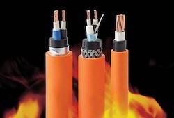 کابل ضد آتش