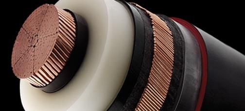 صادرات کابل برق فشار قوی