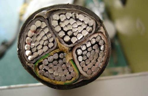 کابل آلومینیومی فشار ضعیف
