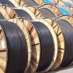 کابل برق زمینی