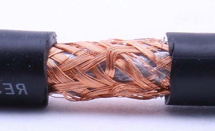 شیلد در ساختار کابل