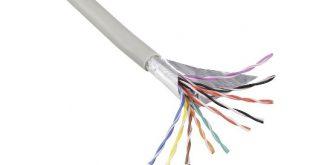 خرید کابل تلفن طوسی