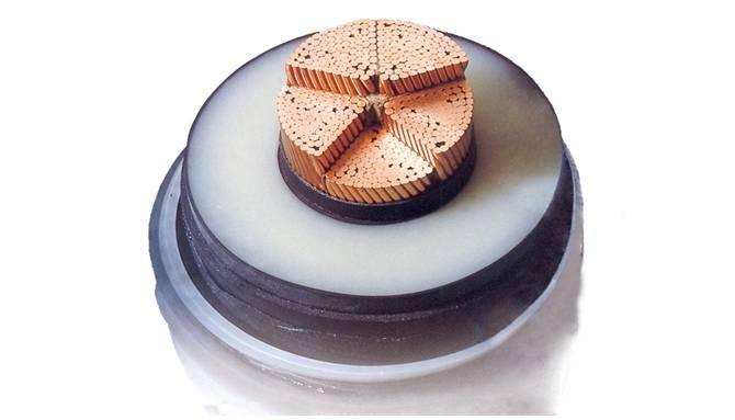 فروش انواع کابل فشار قوی