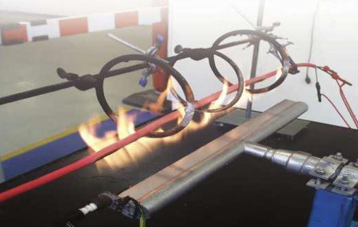 تست کابل Fire Resistant
