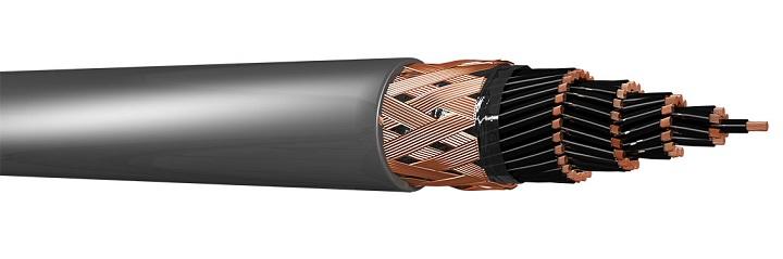 کابل کنترل شیلد دار با روکش PVC