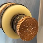کابل فشار قوی 400 کیلو ولت