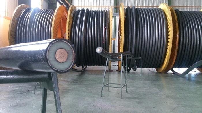 تست کابل 230 کیلوولت