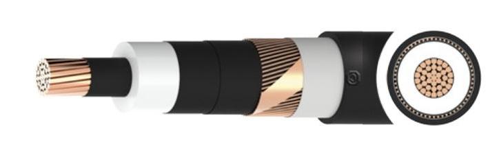 مشخصات کابل 63 کیلوولت
