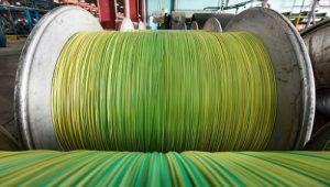 سیم ارت سبز و زرد