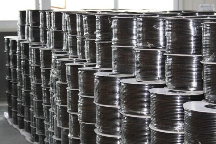 صادرات سیم و کابل به عراق