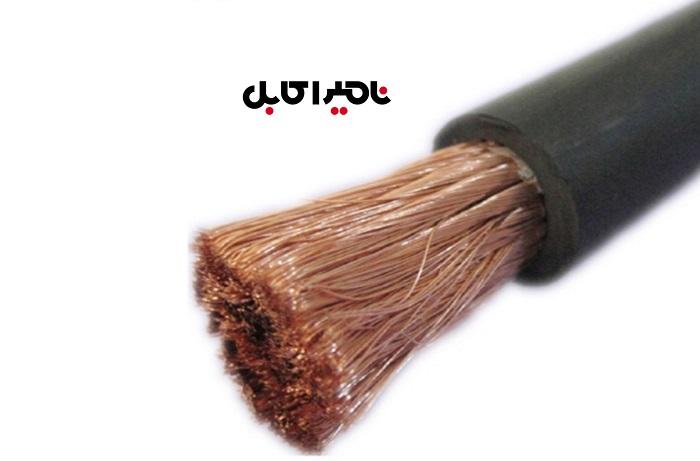 کابل جوش نسوز