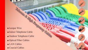 کابل مناسب برای اینترنت