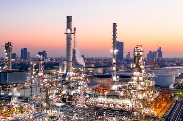 صنایع نفتی
