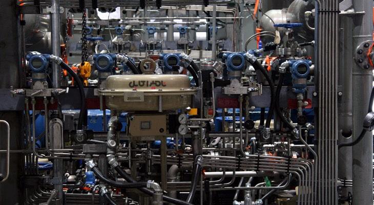 کابل ابزار دقیق در صنایع