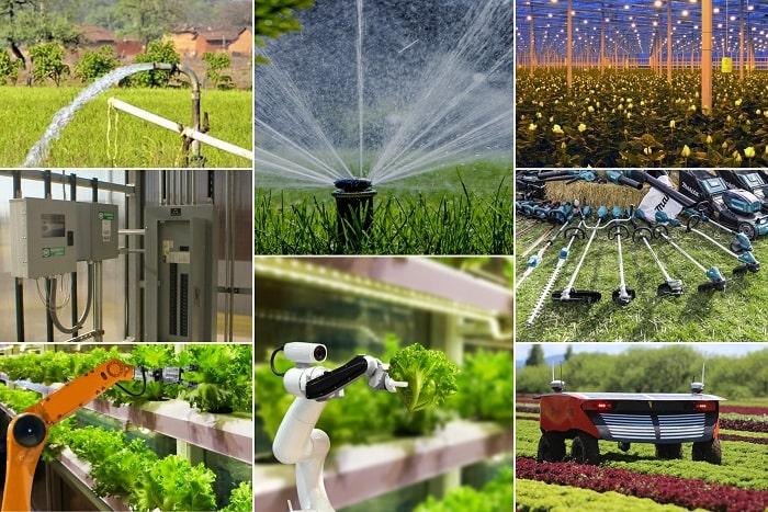 برق در کشاورزی