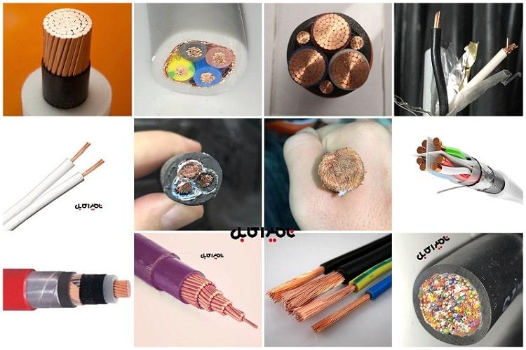 فروش کابل Copper