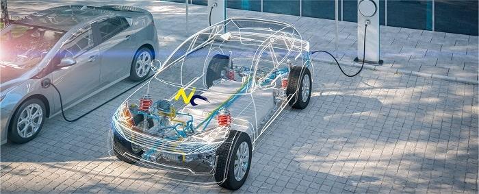 سیم و کابل خودروهای برقی